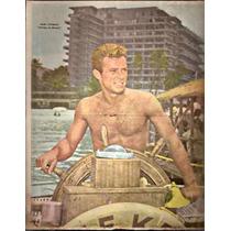 Poster Canal Tv- Intriga En Hawaii - Bob Conrad (170)