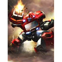 Poster Transformers Super A3 Tf 43