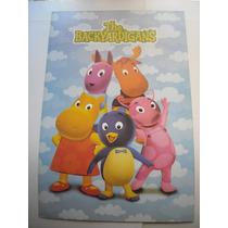 Imperdible Poster Original De Backyardigans