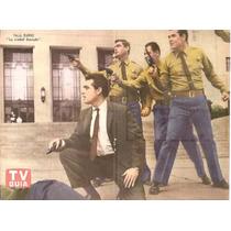 Poster Tv Guia 68- La Ciudad Desnuda- Paul Burke (018)