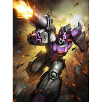Poster Transformers Super A3 Tf 42