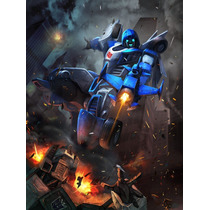 Poster Transformers Super A3 Tf 39