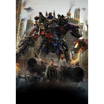 Poster Transformers Super A3 Tf 23