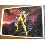Imperdible Poster Original Anime Caballeros Del Zodiaco # 4
