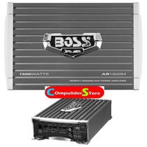 Potencia Boss Monoblock 1500 Watt + Control De Woofer