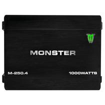 Potencia Monster M250.4 1000w 4 Canales Auto 12v