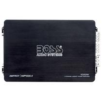 Boss Potencia Impact 1000w 4 Canales Model New 2016