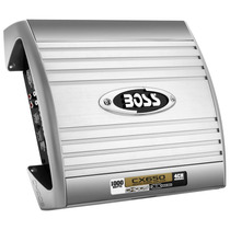 Potencia Amplificador Boss Cx650 1000 Watts La Plata Monster