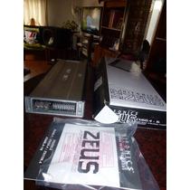 Hifonics Zeus Zxi60.4 + 1k 5 Canales U.s.a 100%
