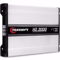 Potencia Taramps Hd3000 2 Ohms 3000 Rms 1 Canal Digital