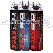 Capacitor Boss 2 Faradios Para Potencias Cpbk2 Cpbl2 Cprd2
