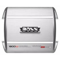 Potencia Boss Un Solo Canal Cxxm1800 Envios!!