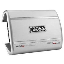 Boss Potencia Amplificador Cxx2004 2000w 4 Canales Nuevo