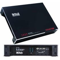 Potencia Boss Ph3000 3000 W Monoblock Digital Phantom