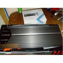 Potencia Power Bass Xa 4000d, Compactible Roadstar Pioneer