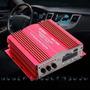 Potencia Auto Moto Usb Radio C/ Remoto Procars Full Envios