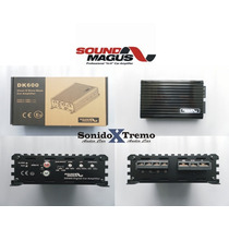 Potencia Sound Magus Digital Dk-600 / 600watts Rms 2 Ohms