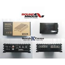 Potencia Sound Magus Digital Dk-600 / 600watts Rms 2 Ohms