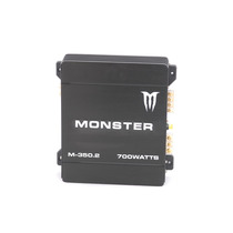 Potencia Monster 350 .2 700 Wattss Parlantes O Subwoof.