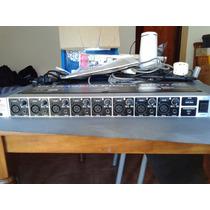 Behringer Ada8000 Preamplificador, Conversor 8 Canales Adat