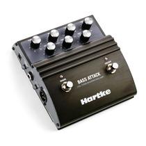 Hartke Vxl Pedal Pre Amplificador Bajo Caja Directa