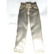 Broche Prendedor Pin Dorado Strass Hoja Jean Original
