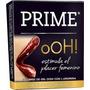 Preservativos Prime, Ooh! Placer Femenino, Caja X 3 Unidades