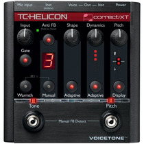 Tc Helicon Voicetone Correct Xt Modulo Vocal / Oferta