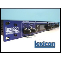 Multiefecto Digital Lexicon Mx-400xl