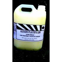 Bidon 5l Alisado Plastificado Extra Fuerte/botox/keratina