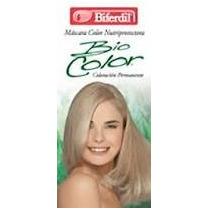 Coloración Biferdil Biocolor Máscara Nutriprotectora Kit