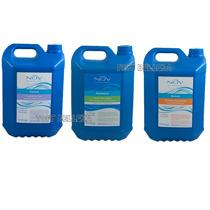 Shampoo De Keratina Hidrolizada-argan-lino Nov Bidon 4800ml