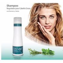 Shampoo Regulador Para Cabello Graso Ertia