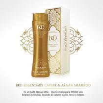 Shampoo/acondicionador/mascara Capilar Argan Bkd
