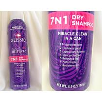 Shampoo Seco Dry Reparador 7en1 Aussie Australiano Kerastase