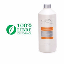 Alisado Luminescence De Nov Libre De Formol X 900 Ml