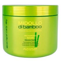Mascara Baño De Crema Alfaparf Midollo Di Bamboo X 500gr