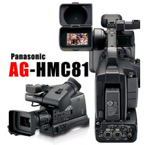 Panasonic Camara Ag-hmc81 + Memo 32gb ( Ag-ac90 Ag-ac8 )