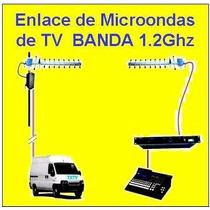 Enlace De Microondas De T V 1.2 Giga