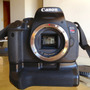 Alquiler Canon T4i , Con Grip- Lente 18-50 Mas Accesorios