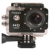Camara Nogapro Action Cam 1080p Full Hd Wifi Sumergible