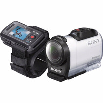 Filmadora Sony Action Cam Hdr-az1vr - 11.9mp - 1080p - Wifi