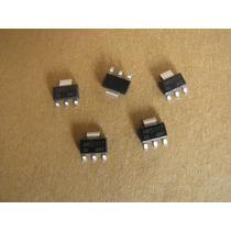 10 X Ams1117-3.3 3.3v 1a Voltage Regulator Sot-223