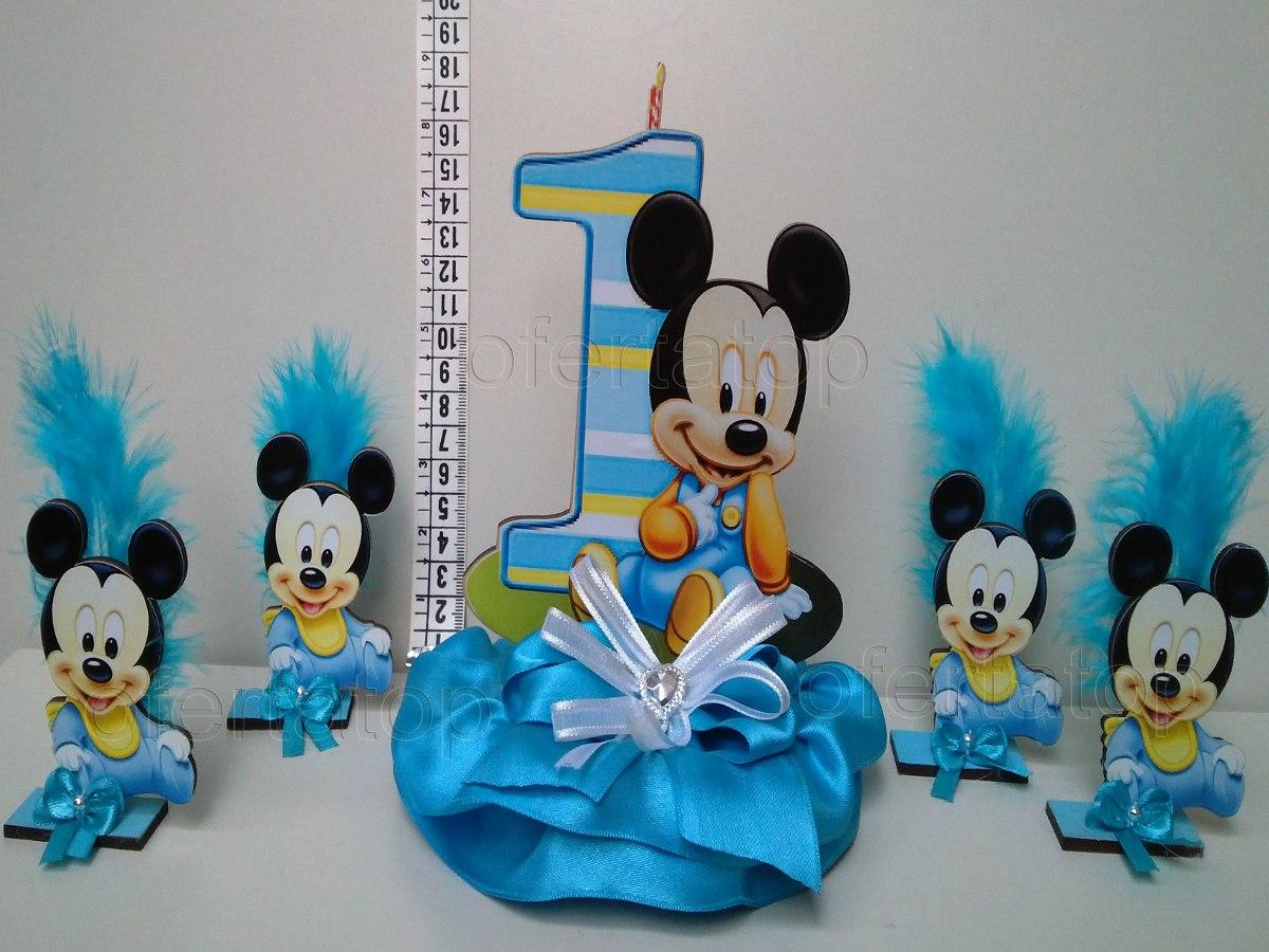 Promo 20 Souvenirs, Mickey Bebe Mas El Central - $ 350,00 en ...