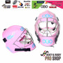 Casco Obo Robo Abs Arquera Arquero Hockey Amazing People