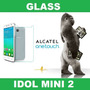 Vidrio Templado Glass Alcatel Idol Mini 2 Ciudadela Liniers