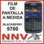 Film De Pantalla Para Blackberry 9700 9780 Bold 2 - Nnv