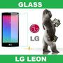 Glass Vidrio Templado Lg Leon H326 H324 Liniers Ciudadela