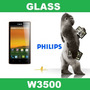 Film Vidrio Templado Philips W3500 Glass Ciudadela Liniers