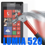 Film Protector Nokia Lumia 520 Antishock Antimpacto Golpes